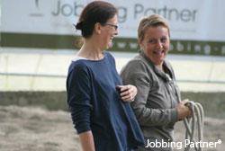 Travail en équipe et cohésion grâce à l'Equi-Jobbing, l'atout equicoaching de Jobbing Partner